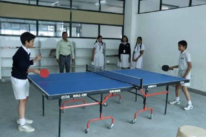 Bhavans Bhagwandas Purohit Vidya Mandir-Sports Room