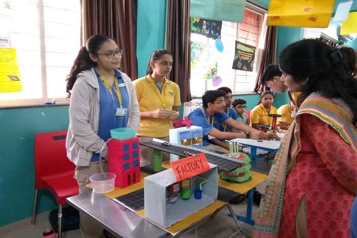 Billabong High International School-Science Exhibition