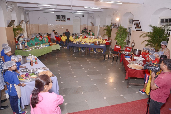 Billimoria High School-Cooking Competition