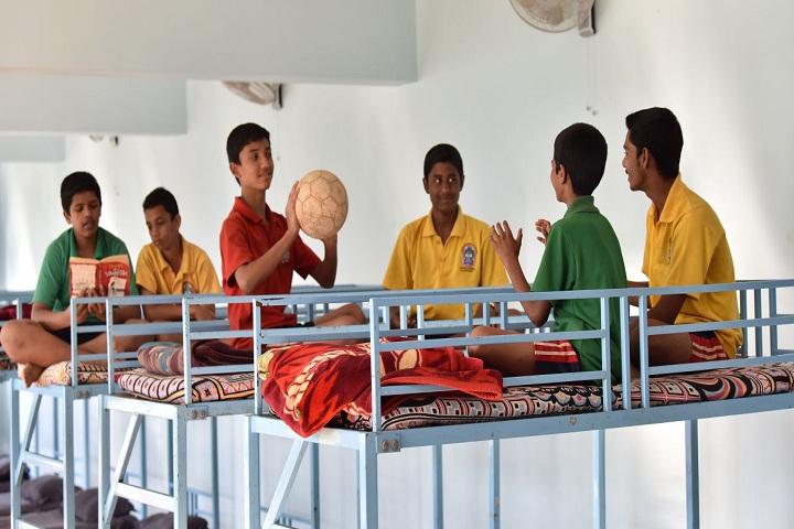 Billimoria High School-Hostel Facility