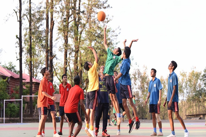 Billimoria High School-Sports