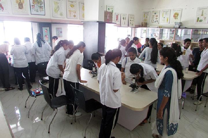 Blossom Public School-Biology Lab