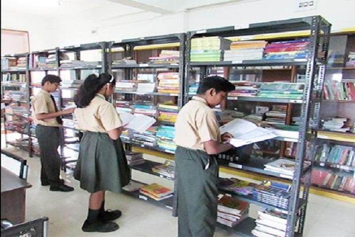 Blossom Public School-Library