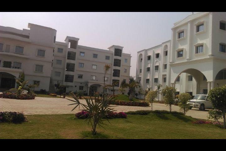 Chauhan Public School - school building