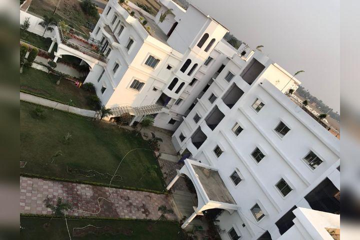 Chauhan Public School- school building