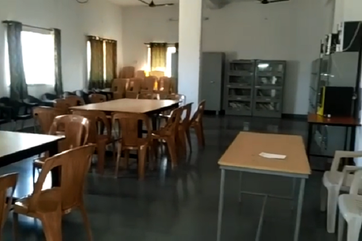 Bright Scholars School-Library
