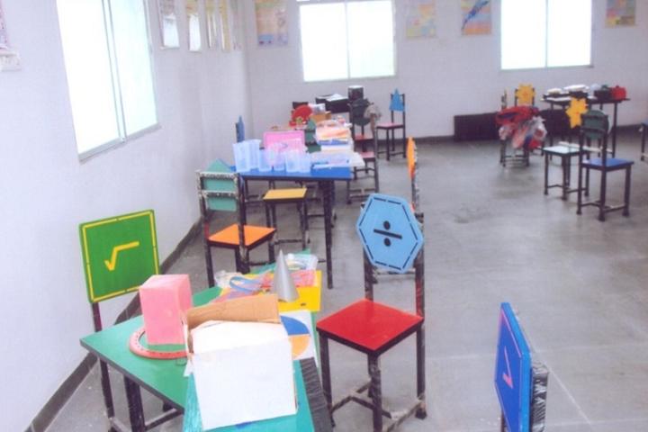 Bright Scholars School-Maths Lab