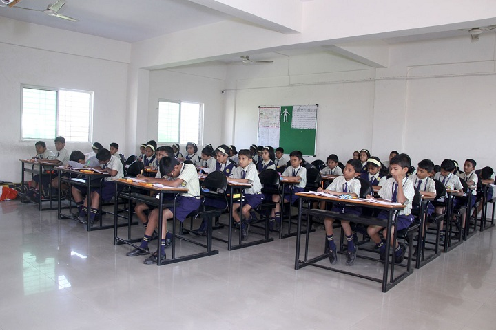 Buds International School-Classroom