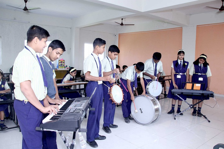 Buds International School-Music