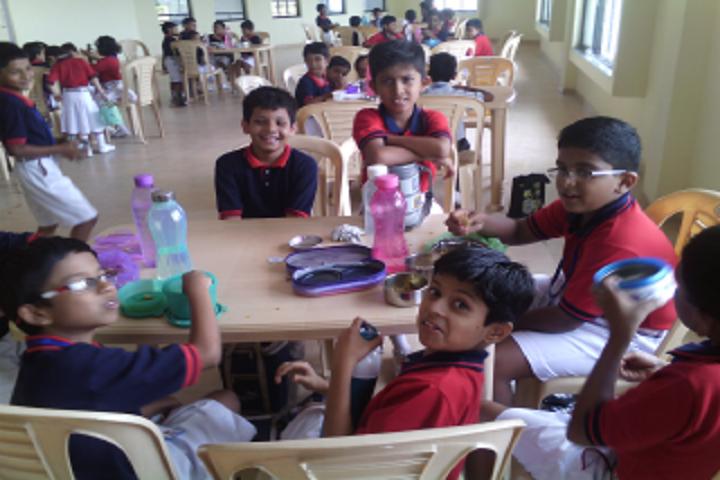 Buldana Cambridge School-Canteen