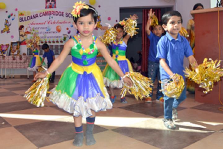 Buldana Cambridge School-Event