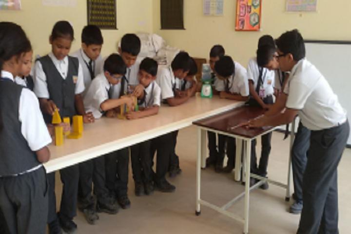 Buldana Cambridge School-Maths Labs