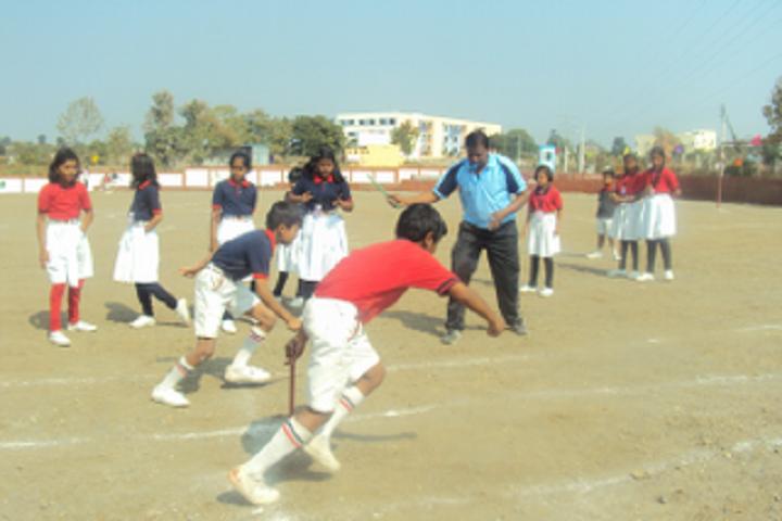 Buldana Cambridge School-Sports