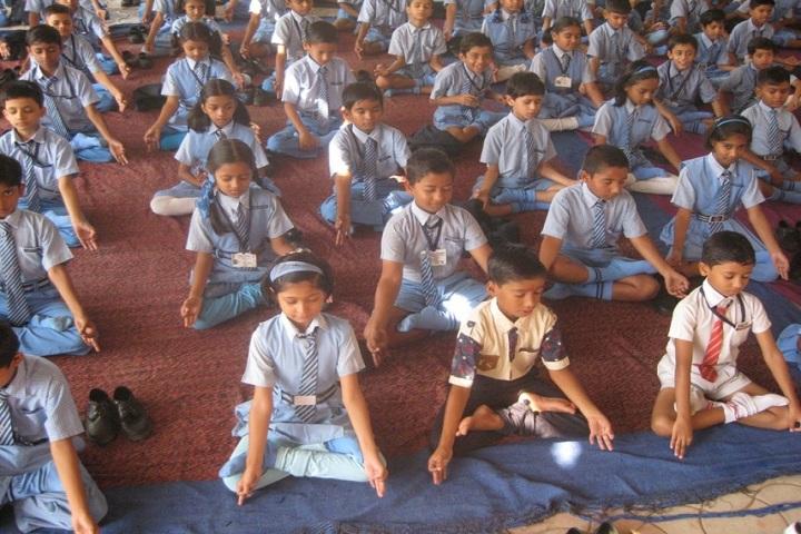 Carmel Academy-Yoga
