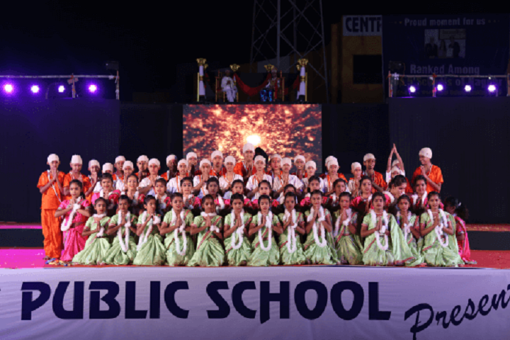 Central India Public School-Annual Day