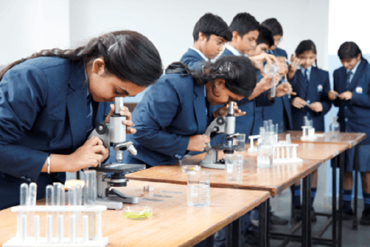 Central India Public School-Biology Lab