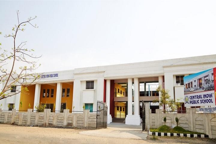 Central India Public School-School Front View