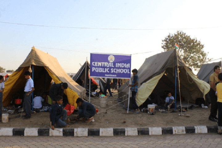 Central India Public School-Scout Guide