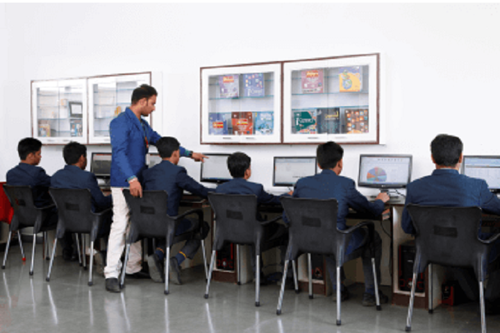 Central India Public School-IT Lab