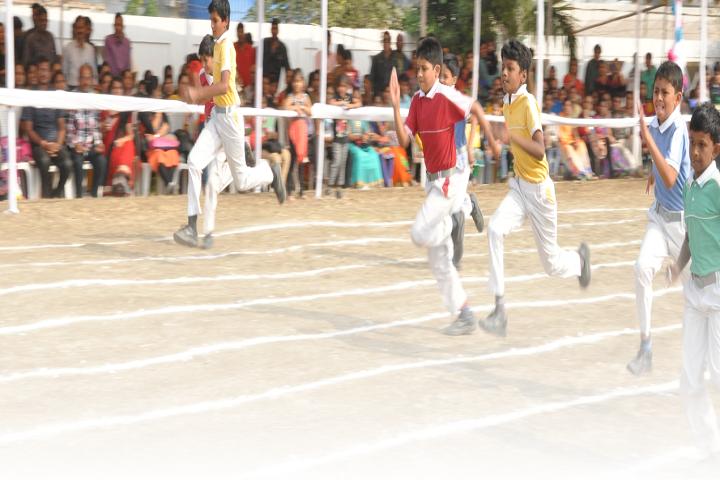 Central India Public School-Sports