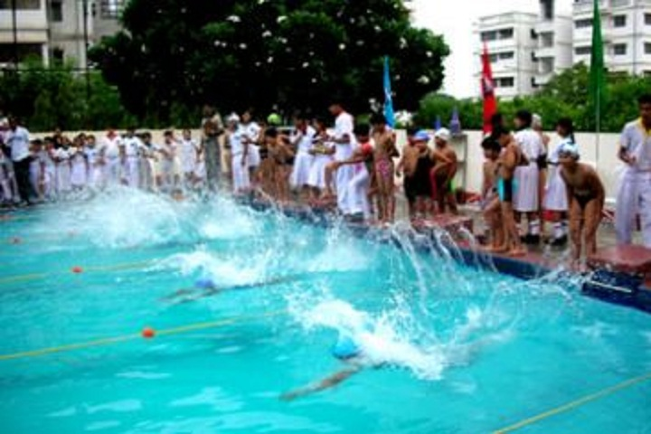 Centre Point School-Swimming Pool