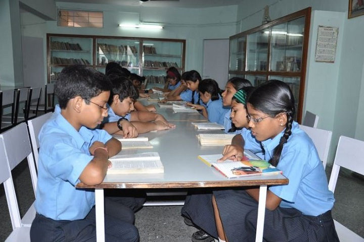 Centre Point School-Library