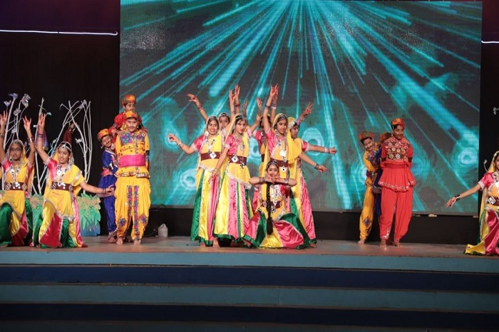 Center Point School -Cultural Event