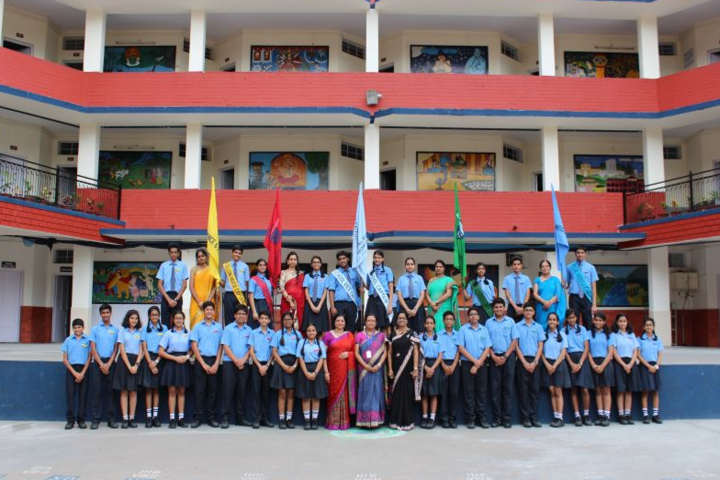 Centre Point School-Investiture Ceremony