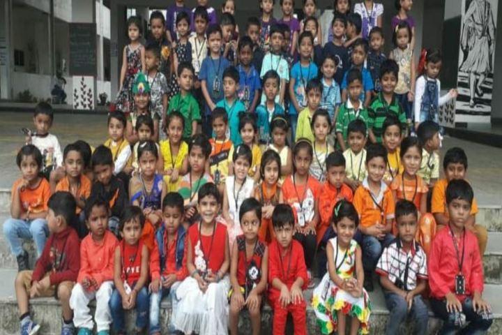 Channawars E Vidyamandir-Group Photo