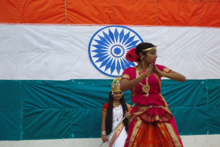Chate School-Classical dances