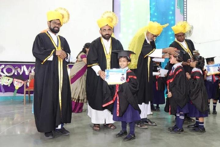 Chavara Public School-Convocation Ceremony