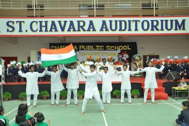 Chavara Public School-Investiture Ceremony