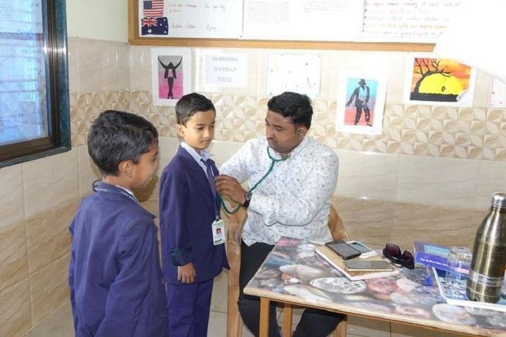 Chavara Public School-Medical Checkup