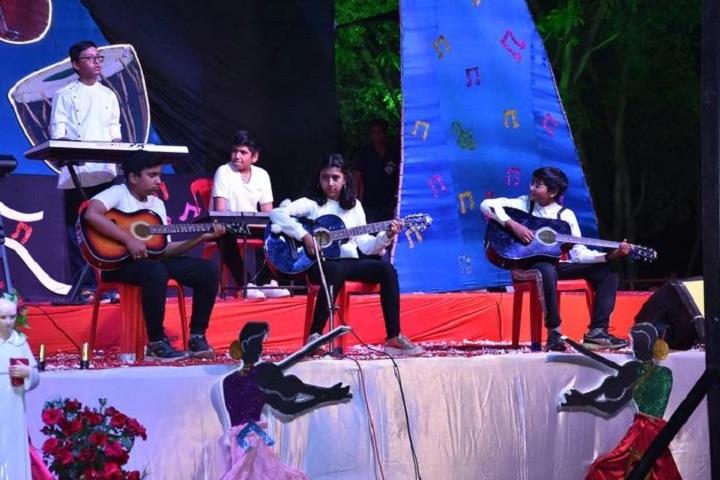 Chavara Public School-Music