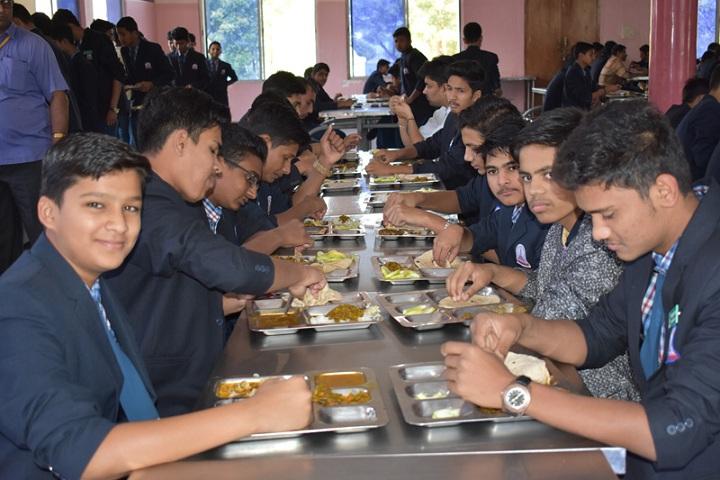 Chhatrapati Shivaji Public School-Mess