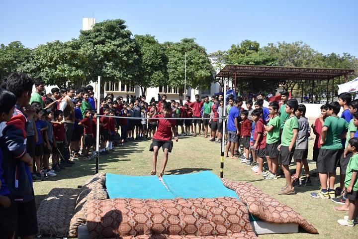 Chhatrapati Shivaji Public School-Sports