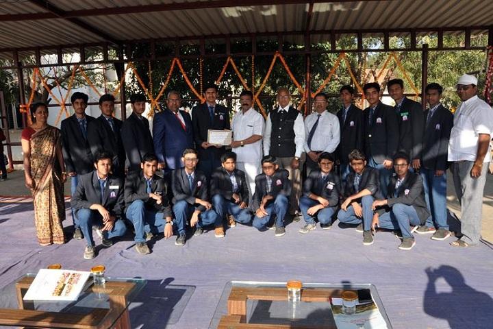 Chhatrapati Shivaji Public School-Achievement