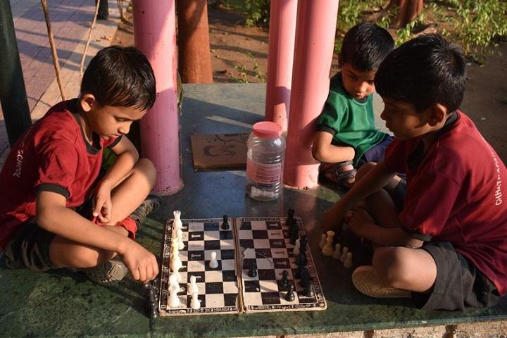 Chhatrapati Shivaji Public School-Indoor Games