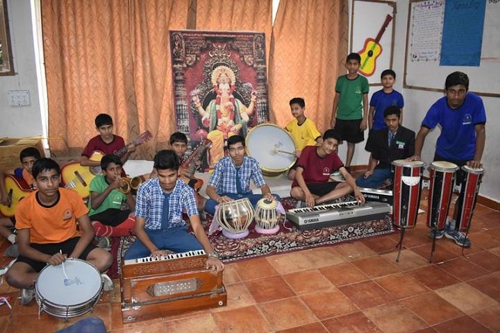 Chhatrapati Shivaji Public School-Music