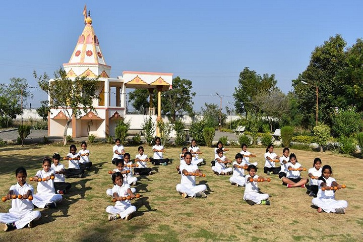 Chhatrapati Shivaji Public School-Yoga