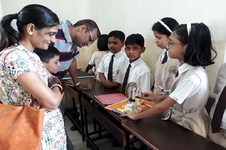 City International School-Science Exhibition