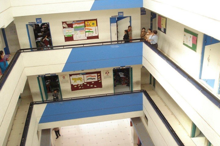 City International School-Campus-Middle-View