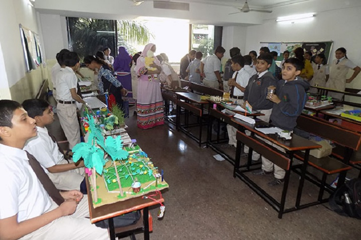 City International School-Art and Craft