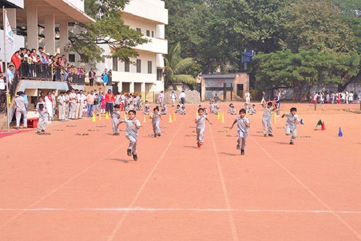 City International School-Sports Day