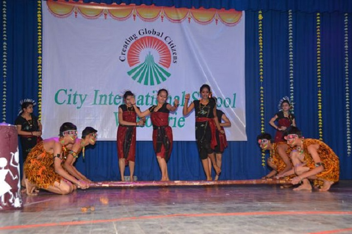 City International School-Cultural Fest