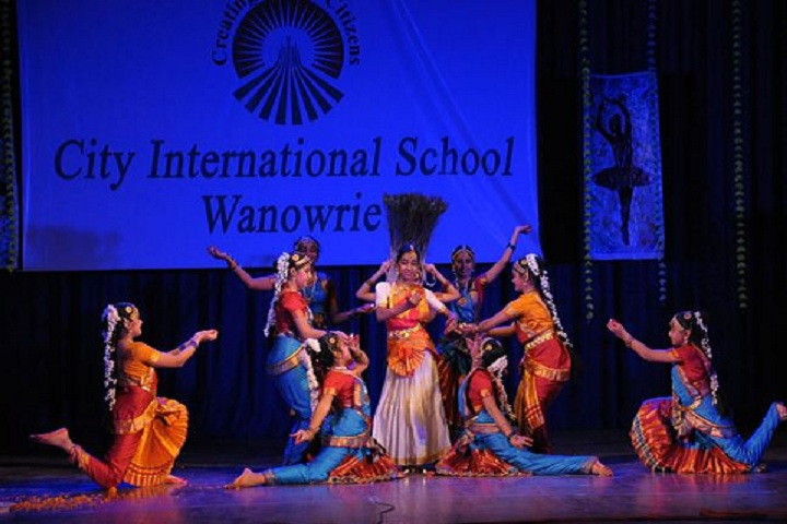 City International School-Dance