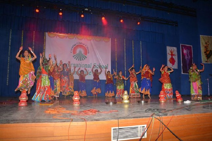 City International School-Event