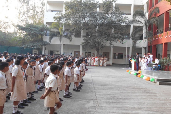 City International School-Republic Day