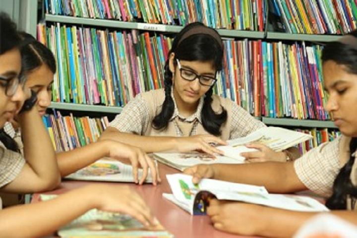 City International School-Library
