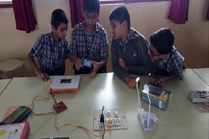 City Pride School-Electronics Lab